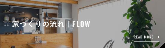 家づくりの流れ|FLOW