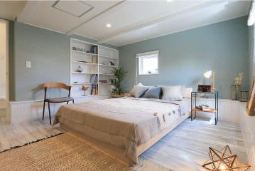 BinO 寝室