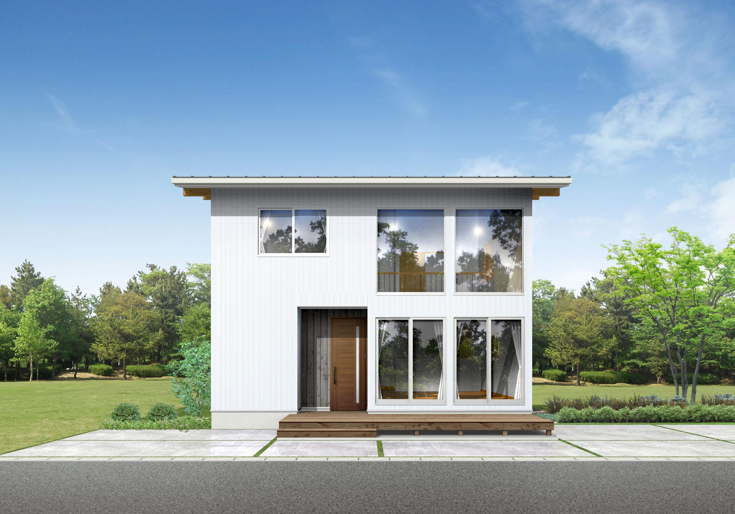 オレンジタウン舟橋 北日本新聞住宅展【BOOOTS】出展します。